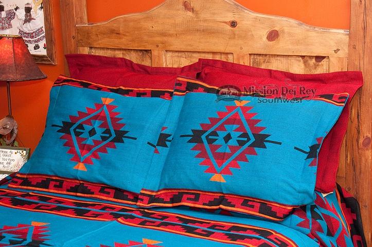 Southwestern Tesuque Pillow Sham
